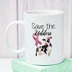 Other - Save The Udders Mug